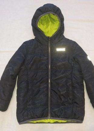 Демисезонная куртка regatta 5-6 лет 116 см