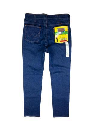Крутые амерекаснкие мужские джинсы wrangler slim fit