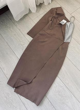 Плаття-пиджак