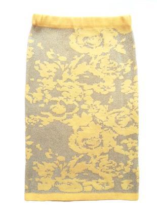 Трикотажная юбка карандаш, бренд miss selfridge1 фото