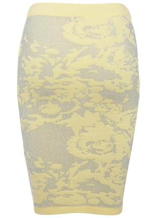 Трикотажная юбка карандаш, бренд miss selfridge4 фото