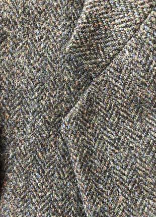 Роскошный и очень стильный пиджак harris tweed