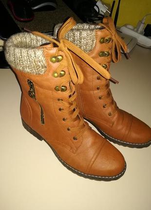 Новые стильные демисезонные ботинки t.taccardi