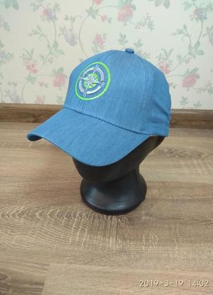 Бейсболка кепка для мальчиков 52-54 размер