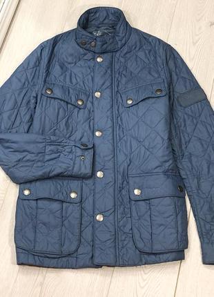 Стёганная куртка barbour