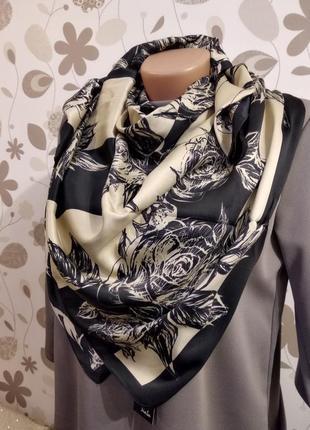 Шелковый платок 100*100