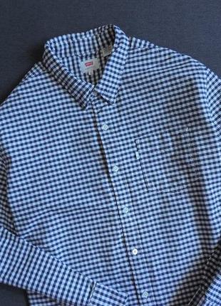 Качественная рубашка levis