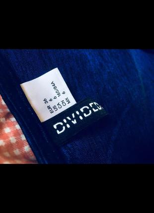 1+1=3🎉эффектное синее платье3