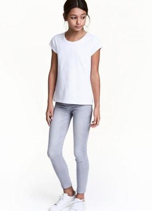 Оригинальные джинсы от бренда h&m разм. 170 (14лет)