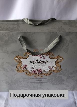 Оригинальный комплект постельного белья евро премиум4