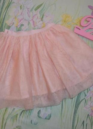 Фатиновая юбка 6-8 лет