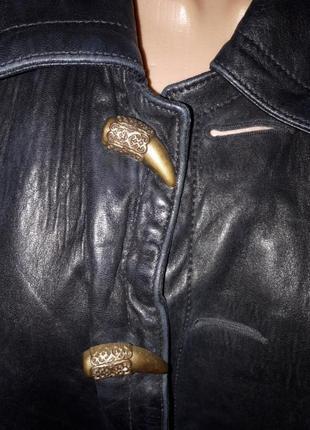 Бойфренд кожанная куртка