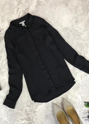 Базовая блуза с планочкой  bl1912021  h&m