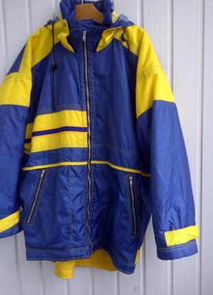 Спортивная куртка crazy wave