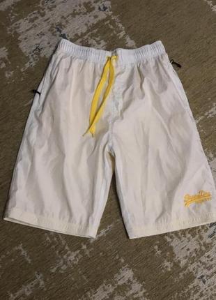 Белые шорты superset, новые