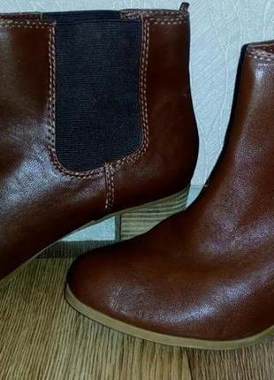 Распробажа! челси сапоги женские  ботинки zara оригинал
