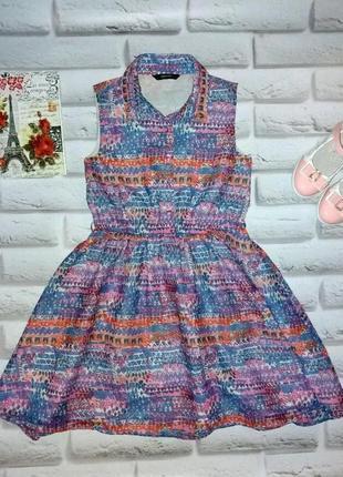 Летнее платье 9-10л george