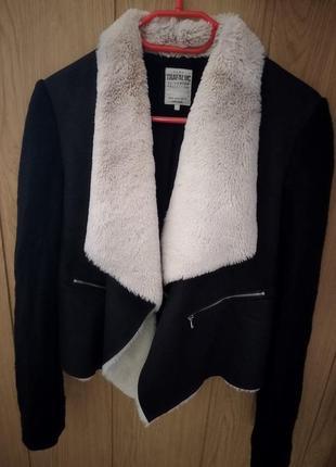 Актуальная курточка zara, размер