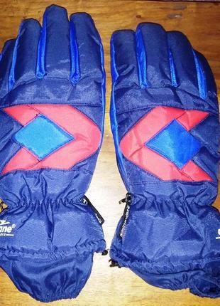 Зимние спортивные перчатки crane