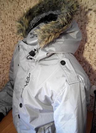 Оригинальная мужская куртка cedar wood пуховик 100%