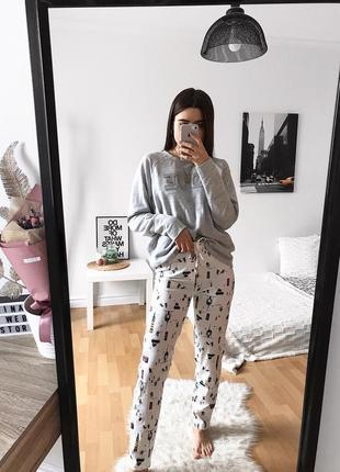 📎 пижамные штанишки f&f