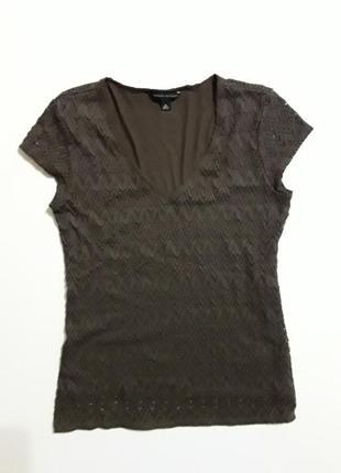 Фирменная футболка блуза m