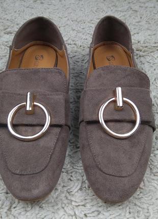 Тапки тапочки балетки туфли туфельки размер 37аля мюли