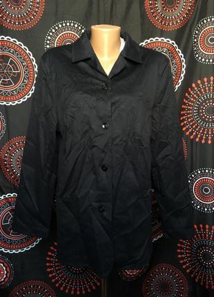 Вечерний синий жакет пиджак с серебряным напилением