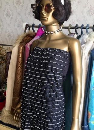Комплект платье туника юбка