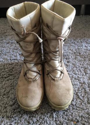 Ботинки сапоги puma goretex