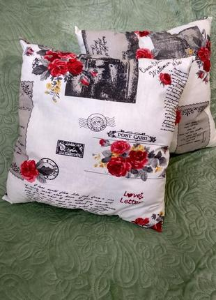 Декоративная подушка 45х45 tillow te pillow