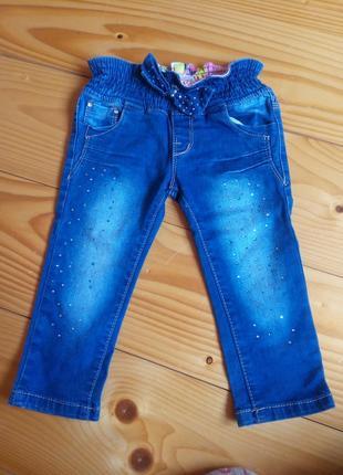 Девочка штани і джинс 2-3років