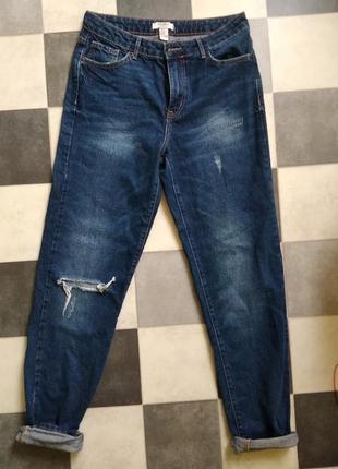 Синие джинсы от forever 21