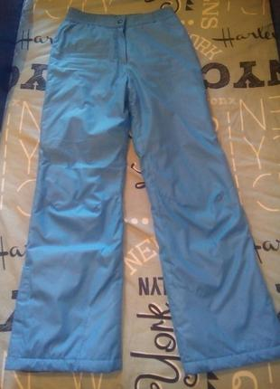 Продам утеплённые женские штаны glissade