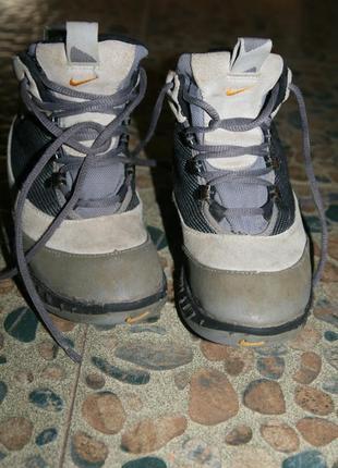 Кроссовки ботинки nike оригинал
