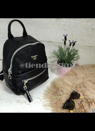Стильный полуспортивный рюкзак от david jones cm5069t black