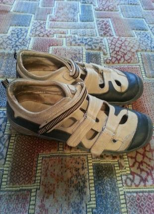 Летние туфли 38р.