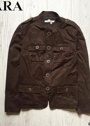 Женская куртка zara basic