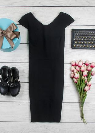 Шикарное деловое  плотное платье от south рр 10 наш 44