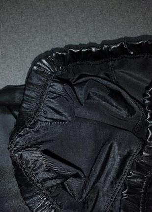Леггинсы под кожу новые, р-р m5 фото