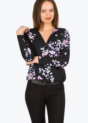 Блуза marciano guess, черного цвета