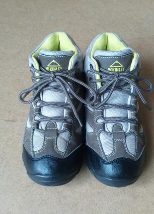 Ботинки mckinley демисезонные для мальчика3 фото