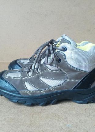 Ботинки mckinley демисезонные для мальчика5 фото