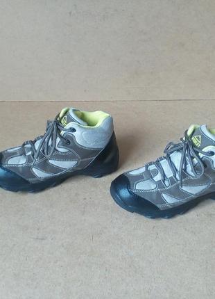 Ботинки mckinley демисезонные для мальчика7 фото