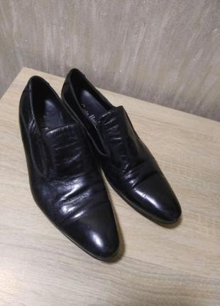 Туфли мужские р 45