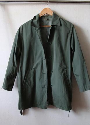 Плащ куртка united colors of benetton5 фото