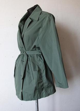 Плащ куртка united colors of benetton2 фото