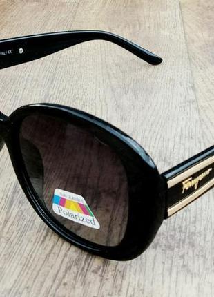 Salvatore ferragamo очки женские солнцезащитные поляризированые