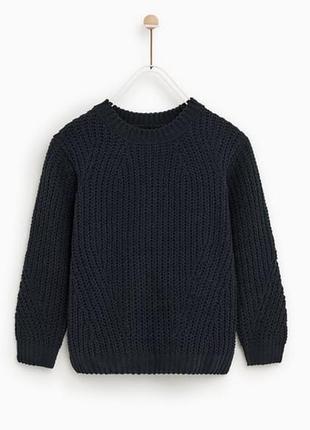 Детский свитер от zara