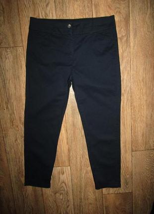 Укороченные брюки р-р 36-10 бренд defacto